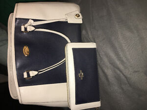 Kate spade purse with matching wallet and coach purse withwallet