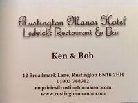 Waiter/ waitress jobs available