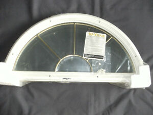 "SunBurst ""FanLight"" Entry Door IG Insert (New & Factory Sealed) Calgary Alberta image 1"