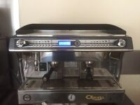 Astoria 2 group coffee machine