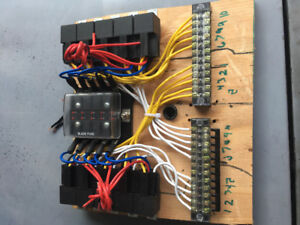 12v race relay and fuse box or just relay systems