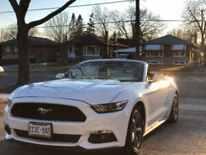 2016 Ford Mustang Convertible 3.7L V6