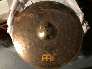 "MEINL 21"" Mike Johnston Transition Ride"