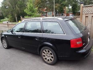 2000 Audi A6 Wagon    AS IS    SORRY   SOLD