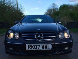 Mercedes clk Avantgarde 1.8 1 owner new timing chain kit