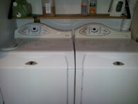 JUST IN TIME ! Clothes Washer and Dryer- Maytag
