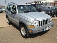 2005/05 Jeep Cherokee 2.4 Sport LONG MOT HPI CLEAR