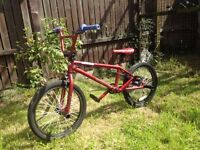 Mongoose BMX stunt bike for sale