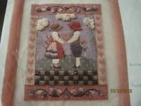 Creative Circle One Heart Counted Cross Stitch Kit
