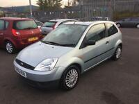2003 Ford Fiesta 1.3 Finesse Hatchback 3dr Petrol Manual (147 g/km, 67 bhp)