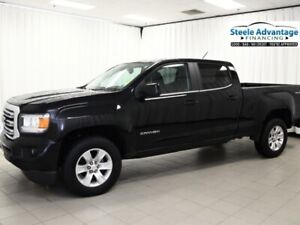 2016 Gmc Canyon 4WD SLE - One Owner Trade In!