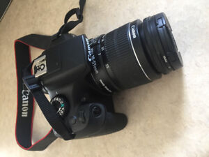 FOR SALE;   Canon EOS Rebel T6 EF-S 18-55 III Kit.