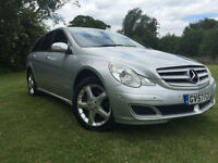 4X4 Mercedes-Benz R CLASS R320 3.0TD 7G-Tronic CDI Sport 2007 57 GREAT VALUE