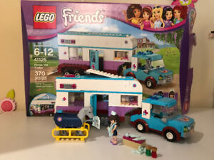 LEGO Friends - Horse Vet Trailer