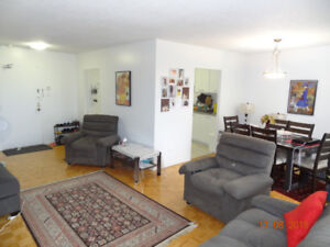 Lease Transfer a large 3 ½ apartment in Town of Montroyal