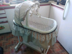 Bassinet on a Stand