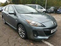 2013 Mazda 3 1.6 VENTURE EDITION 5d 103 BHP Hatchback Petrol Manual
