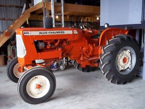 D15 Allis Chalmers Series II