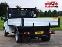 14 FORD TRANSIT 2.2 TDCi T350 125ps Medium Wheel Base Single Cab Tipper DIESEL