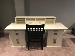 POTTERY BARN Bedford Desk System (and more)!