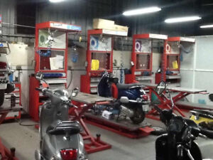 SCOOTER MAINTENANCE - REPAIR - SERVICE