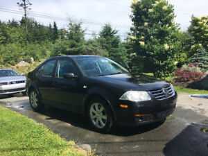 2009 VW Jetta,  110,878km, 5 Speed Standard,