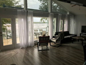 Waterfront Cottage for rent Wonderful  Fishing