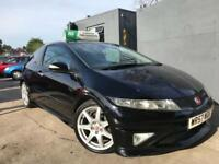 2007 57 HONDA CIVIC 2.0 I-VTEC TYPE-R GT 3D 198 BHP 15 MONTHS FREE WARRANTY