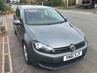 Volkswagen Golf 1.6TDI ( 105ps ) Match 11/11