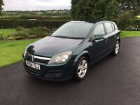 Vauxhall Astra 54 plate green need gone or selling it to garage