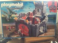 Playmobil knights (5979) not lego