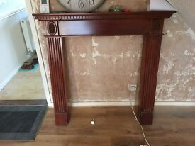 Fire place surround