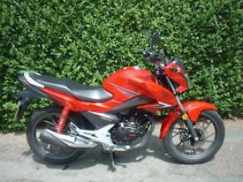 Honda GLR125 1WH-H MOTORCYCLE