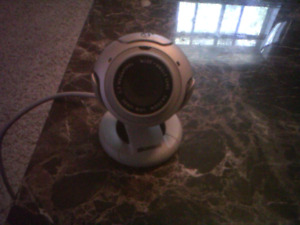 Microsoft Web Cam w/ Built in Mic $5