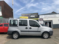 2008 FIAT DOBLO 1.9 MULTIJET 105 ACTIVE 60,000 MILES ONLY (AA) WARRANTY INCLUDED