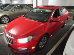 2015 Chevrolet Cruze 1LT SUNROOF! MY LINK! CRUISE CONTROL! CL...