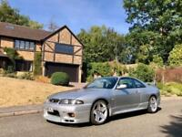 Nissan Skyline R33 GTR Twin Turbo 4WD 2dr Coupe