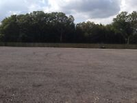 Commercial open yard / Industrial gated yards to rent