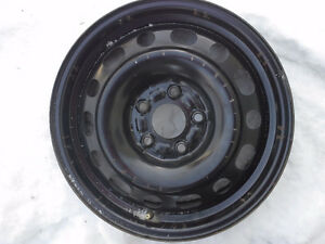 "4 Hyundai / Kia 16"" 5 Bolt Winter or Spare Rims Peterborough Peterborough Area image 1"