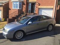 Rare Vauxhall vectra petrol Sri turbo 100 edition only 500 made new mot