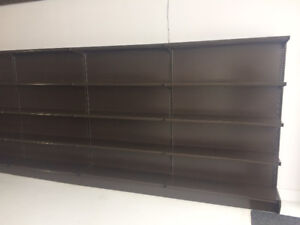 Retail shelving and displays
