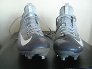 Nike Mens Size 11.5 Metal Baseball Cleats For Sale