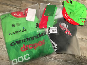 Team Cannondale drapac Cycling kit