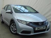 2012 Honda Civic I-VTEC SE Petrol silver Manual