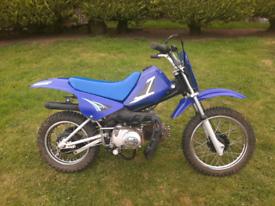 Py 90 dirt bike