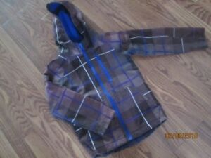 Boys Spring Coats size 6x and 4/5