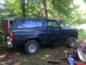 1985 bronco 7.3 diesel