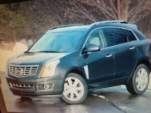 wanted Cadillac SRX AWD to purchase private
