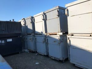 Industrial Waste / Recycling  Bins