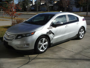 2015 Chevrolet Volt Hatchback